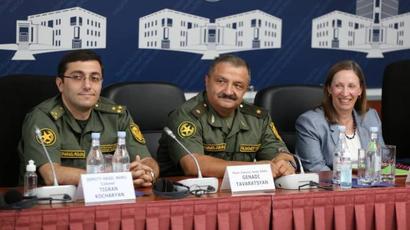 Հայաստանում ԱՄՆ-ի արտակարգ և լիազոր դեսպանն այցելել է ՊՆ Պաշտպանական ազգային հետազոտական համալսարան