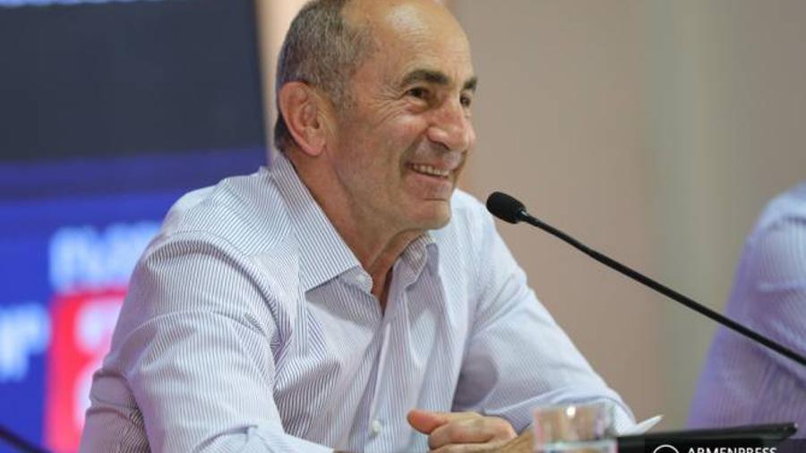 Գալիս ենք կիսատ գործը շարունակելու. Քոչարյանը խոստացավ բարելավել գյումրեցիների կյանքը |armenpress.am|