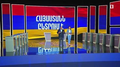 «Հայաստանն ընտրում է» նախընտրական երրորդ մեծ բանավեճը. ուղիղ