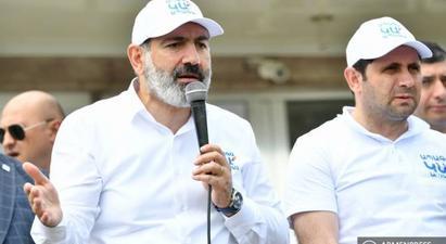 Պետք է կարողանանք հավասարակշռված որոշման գալ. Փաշինյանն անդրադարձավ Ամուլսարի հարցին  armenpress.am 