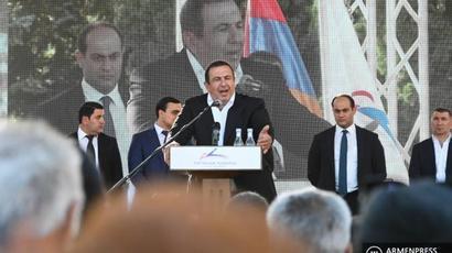 «Բարգավաճ Հայաստան» կուսակցությունը հունիսի 17-ին Ազատության հրապարակում կանցկացնի հանրահավաք