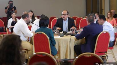 Բանակի հզորացում, միջազգային գործընկերների հետ աշխատանք. քաղաքական ուժերի անվտանգային դիտարկումները |armenpress.am|