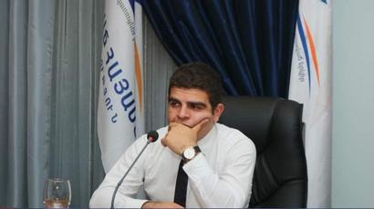 ԲՀԿ պատգամավորի թեկնածու Աշոտ Անդրեասյանը հրավիրվել է Ոստիկանական բաժանմունք