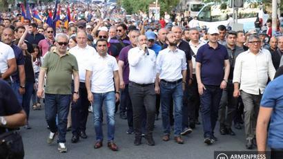 Ամենակարևորը պետք է դառնա քաղաքացիական կամքի արձանագրումը. Փաշինյանը քաղաքացիներին հրավիրում է հրապարակ |armenpress.am|