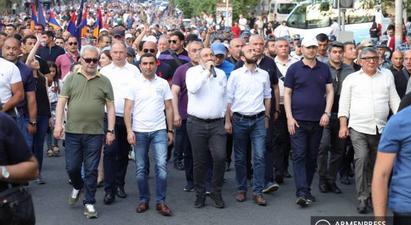Ամենակարևորը պետք է դառնա քաղաքացիական կամքի արձանագրումը. Փաշինյանը քաղաքացիներին հրավիրում է հրապարակ  armenpress.am 