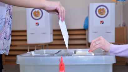 CIS observers to monitor parliamentary elections in Armenia