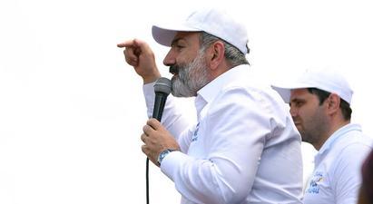 Հայաստանի ժողովուրդը մեզ իշխանություն տվեց՝ շարունակելու ՀՀ-ի առաջնորդությունը․ Փաշինյանն ամփոփեց նախընտրական քարոզարշավը
