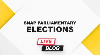 Snap parliamentary elections 2021: election campaign day 12. Updates