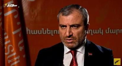 «Արդար Հայաստանը» ձգտում է նոր շունչ հաղորդել քաղաքական դաշտին. Նորիկյան |armeniasputnik.am|