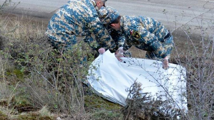 Արտասահման է ուղարկվել Արցախյան 44-օրյա պատերազմում զոհվածների աճյունների շուրջ 20 փորձանմուշ  armenpress.am 