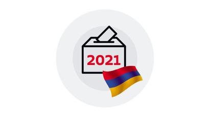 #armvote2021. Daily News Digest [20.06.2021]