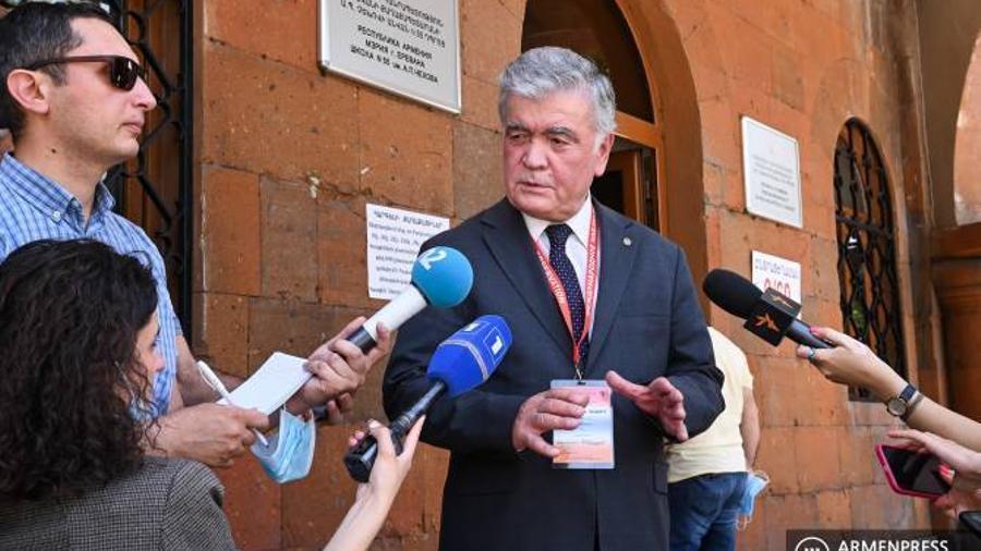 ԱՊՀ դիտորդական առաքելությունը ընտրողների կողմից ակտիվություն է նկատել, խախտումներ չի ֆիքսել  armenpress.am 