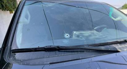 Արման Բաբաջանյանը հայտնում է, որ կրակել են իր մեքենայի վրա
