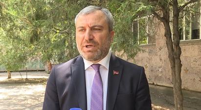 Քվեարկել եմ հանուն արդար Հայաստանի, հանուն հանրային համերաշխության, հանուն ժողովրդի անդորրի. Նորիկյան