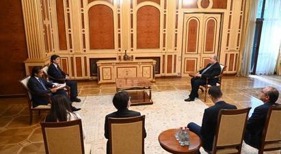 ՀՀ նախագահի, ԵԱՀԿ ԺՀՄԻԳ տնօրենի և ԵԱՀԿ ԽՎ գլխավոր քարտուղարի հանդիպմանը կարևորվել է ՀՀ-ում ժողովրդավարական ինստիտուտների ամրապնդումը