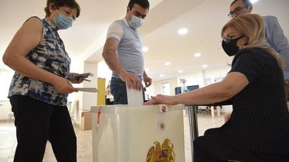 #armvote2021. Daily News Digest [22.06.2021]