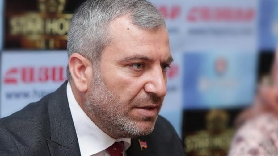 PM Candidate Norayr Norikyan had a meeting with Nikol Pashinyan