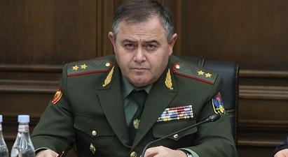 Մեր տարածքում Ադրբեջանին ոչինչ չունենք հարցնելու, բայց ռուսական կողմի հետ ընթանում են բանակցություններ․ ԳՇ պետ Արտակ Դավթյան