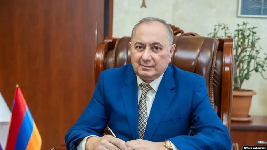 """Izmirlian"" Medical Center Director Armen Charchyan to be held in custody"
