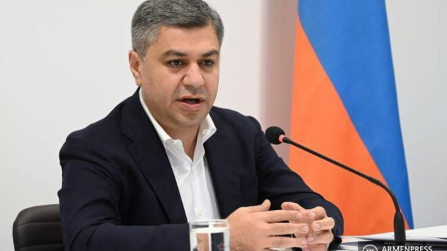 Arthur Vanetsyan commented on Pashinyan's call for solidarity