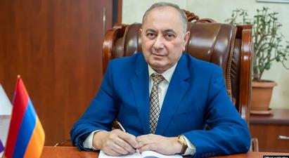 Armen Charchyan was taken to hospital before the court decision was announced