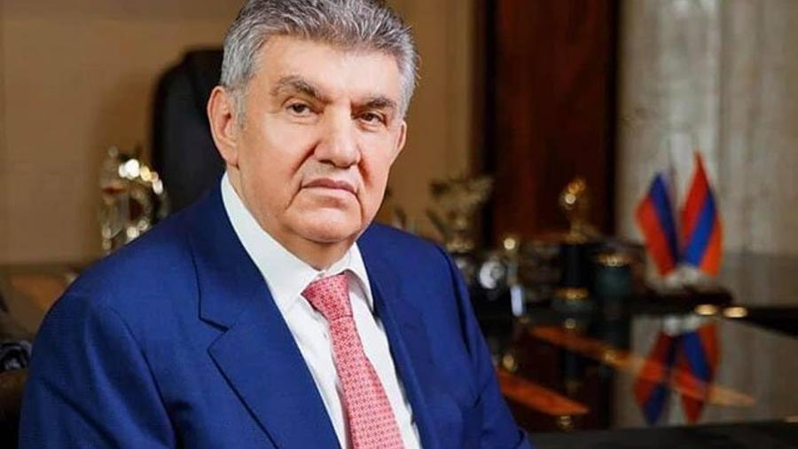 """""""Our Home is Armenia"""" party didn't authorize Tigran Urikhanyan to meet with Pashinyan"""
