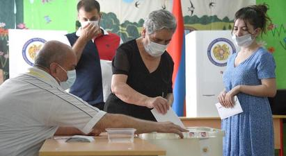 #armvote2021. Daily News Digest [25.06.2021]