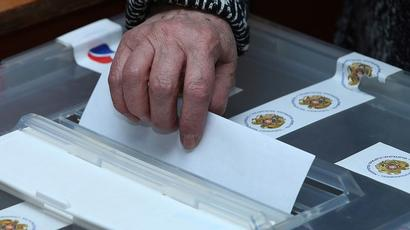 The RA CEC received 4 applications to invalidate the results of the parliamentary elections