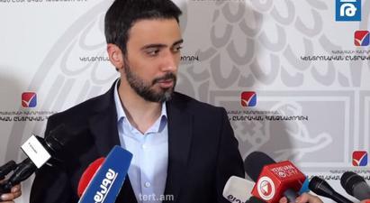 "Aram Vardevanyan on the violations registered by the ""Armenia"" alliance"