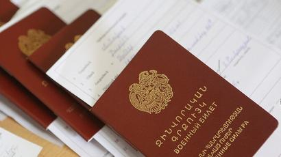 For military servicemen, the military ID card has been considered an identity document since 1999