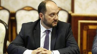 """PM advisor Arayik Harutyunyan on Hayk Marutyan not publicly supporting the """"Civil Contract"""" party during the pre-election period"""