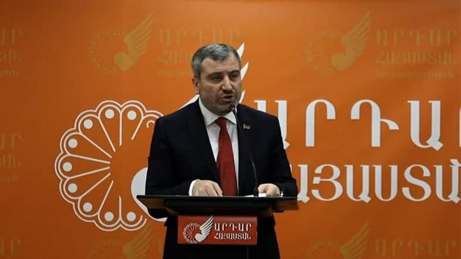 """The """"Fair Armenia"""" party issues an official statement on parliamentary elections"""