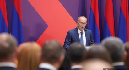 """Kocharyan claims """"Armenia"""" alliance will be a radical opposition in the Parliament"""