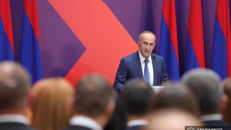 «Հայաստան» դաշինքը խորհրդարանում լինելու է արմատական ընդդիմություն. Քոչարյան   |armenpress.am|