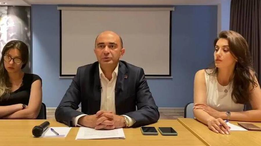 """Edmon Marukyan thinks the only political process where """"Bright Armenia"""" lost is the snap parliamentary elections"""