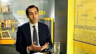 #аrmvote2021. հարցազրույց [Դավիթ Խաժակյան, «Լուսավոր Հայաստան» կուսակցություն]