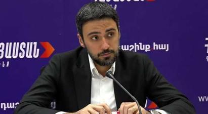 «Հայաստան» դաշինքը ունի դատական ակտ, որով հաստատվել է, որ վարչական ռեսուրսի չարաշահում է կիրառվել. Արամ Վարդևանյան    tert.am 