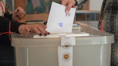 Investigation Committee reports one more case of violating the secrecy of the ballot in Vardenis