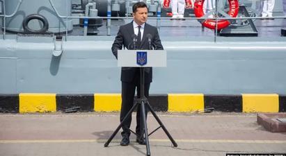Ուկրաինան շարունակում է հզորացնել երկրի ռազմածովային ուժերը․ Զելենսկի  azatutyun.am 