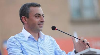 Իշխան Սաղաթելյանը վերընտրվել է ՀՅԴ Հայաստանի ԳՄ ներկայացուցիչ
