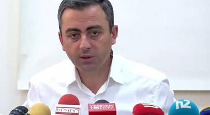 Իշխան Սաղաթելյանը բացառում է, որ խորհրդարանում «Հայաստան» դաշինքից լինեն միայն ՀՅԴ ներկայացուցիչները |armenpress.am|
