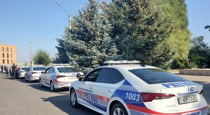 Երևանում առաջին անգամ ծառայության են դուրս եկել պարեկային ոստիկանության ծառայողները