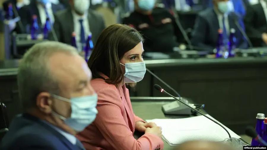 Այսօրվա դրությամբ Հայաստանում իրականացվել է 97 հազար 711 պատվաստում, երեկ՝ ռեկորդային թվով՝ 5 հազար 416 |azatutyun.am|