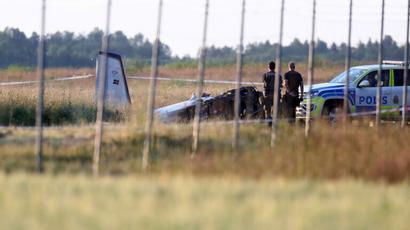 Շվեդիայում կործանված ինքնաթիռի անձնակազմի բոլոր 9 անդամները զոհվել են  tert.am 