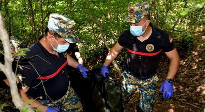 Հադրութի շրջանում հայտնաբերվել և Ադրբեջանի կողմից օկուպացված շրջանից տարհանվել է ևս 3 զինծառայողի աճյուն