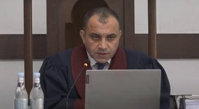 ՍԴ-ն երկրորդ անգամ մերժեց նախագահին որպես վկա հրավիրելու Հրայր Թովմասյանի միջնորդությունը    armenpress.am 