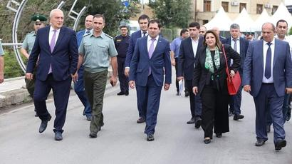 Մեկնարկել է հայ-վրացական սահմանային անցակետում կառուցվող «Բարեկամություն» կամրջի շինարարությունը