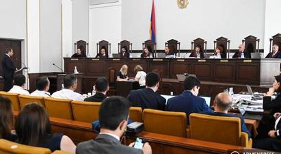 ՍԴ-ն քաղաքական ուժերի որոշ միջնորդություններ մերժեց, որոշների քննարկումն է հետաձգեց  armenpress.am 