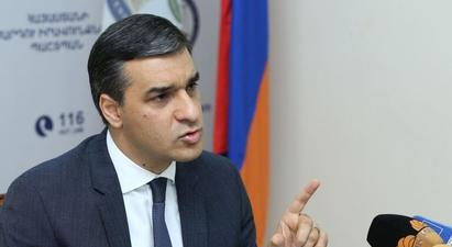 Ունենք պաշտոնյաներ, ովքեր իրենց հայտարարություններով նվերներ են մատուցում ադրբեջանական իշխանություններին․ Արման Թաթոյանը՝ սահմանային իրավիճակի վերաբերյալ
