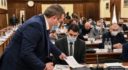 «Իմ քայլը» կուսակցության ավագանու անդամ Սուրեն Օհանյանը դադարեցնում է լիազորությունները |armenpress.am|